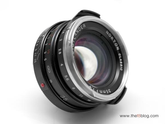 voigtlander 3mm 1.4 lens right side