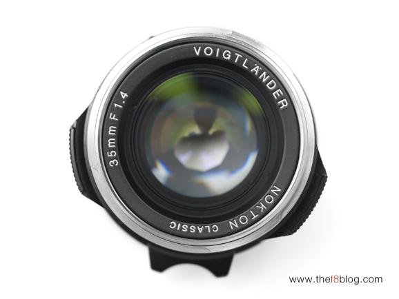 voigtlander 3mm 1.4 lens