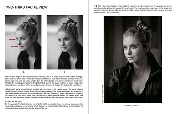 wayne radford's portrait tips and techniques ebook review image 1