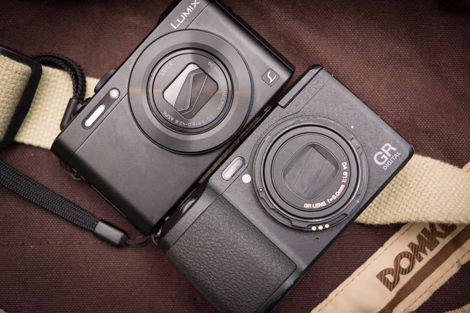 Panasonic-LF1-vs-Ricoh-GRD-IV-1