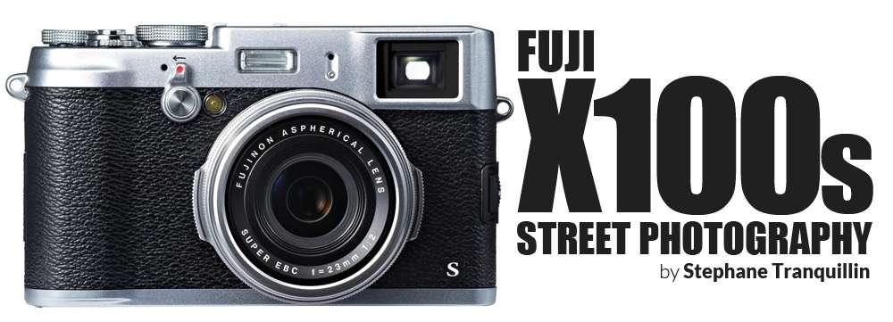 Fuji X100s Street Photography