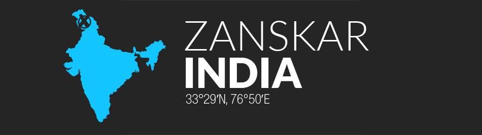 zanskar-india-map