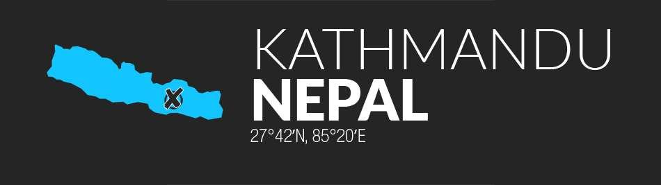 kathmandu-nepal-map