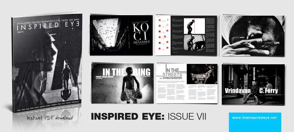 Inspired Eye issue 7 - INSPIRED EYE