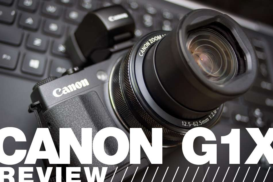 Canon G1X mk II review: The return of the king?