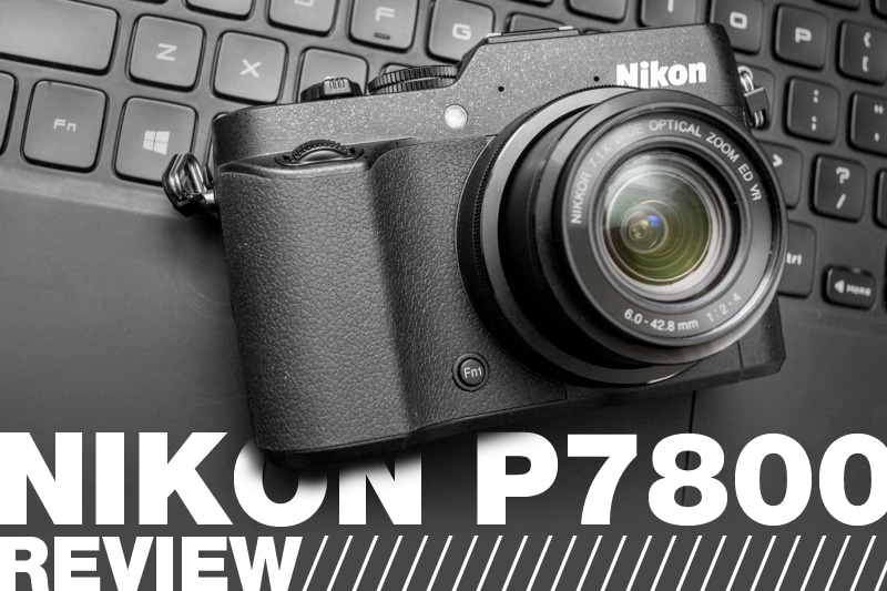 Nikon p7800 review: A great compact, perfect for BW addicts