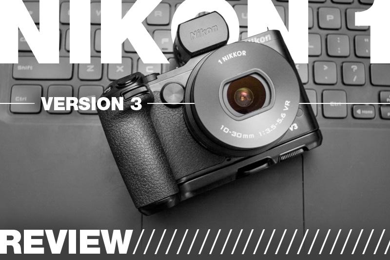 Nikon 1v3 review: A marvel of a camera
