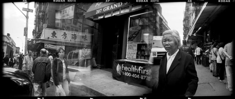 Street Photography with a Holga