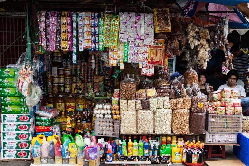 Ho Chi Minh store 1