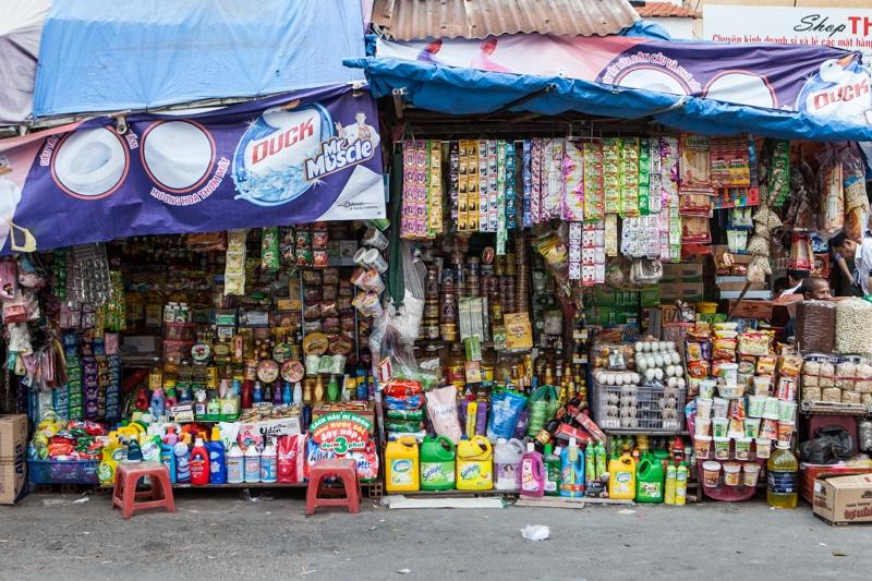 Ho Chi Minh store 2