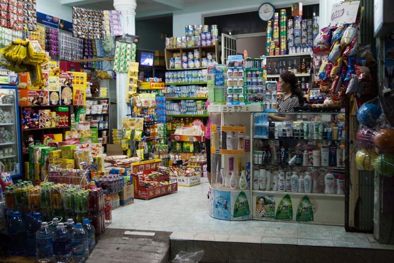 Ho Chi Minh store 3