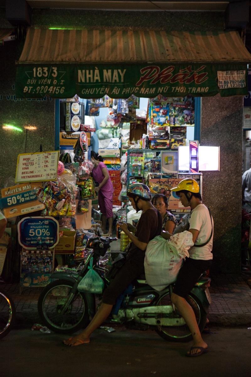 Ho Chi Minh store 9
