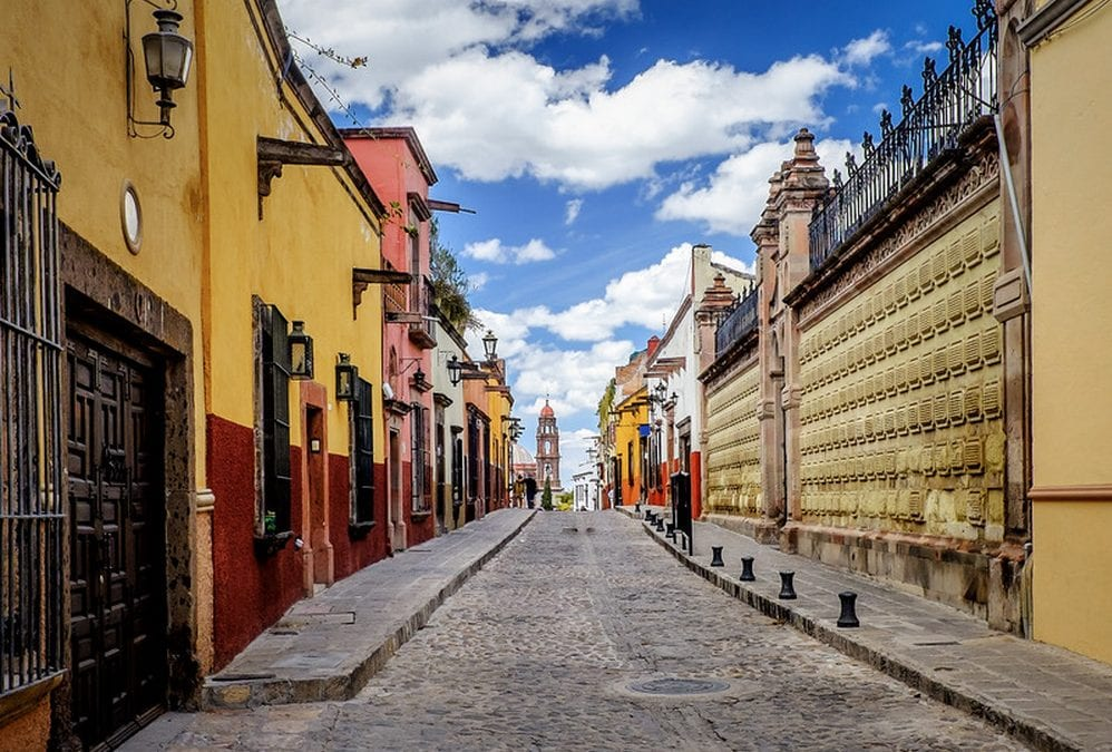 San Miguel de Allende, the place and the people