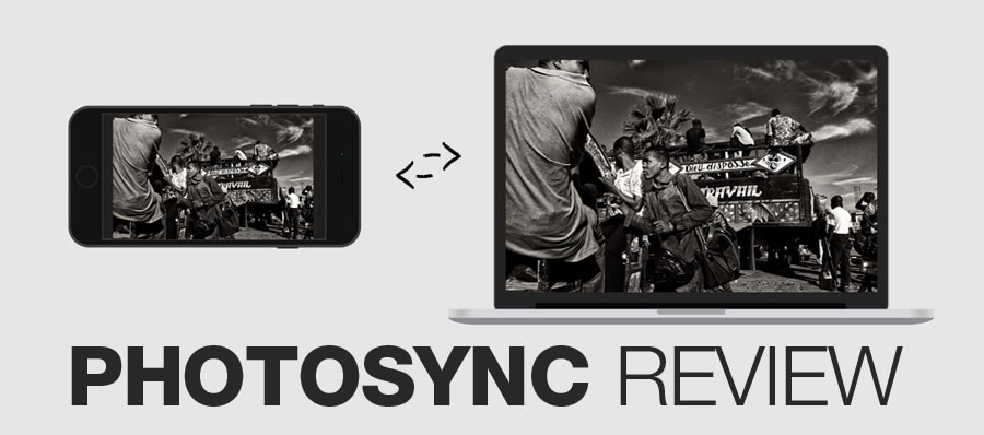 Photosync review: Simply the best way to transfer your