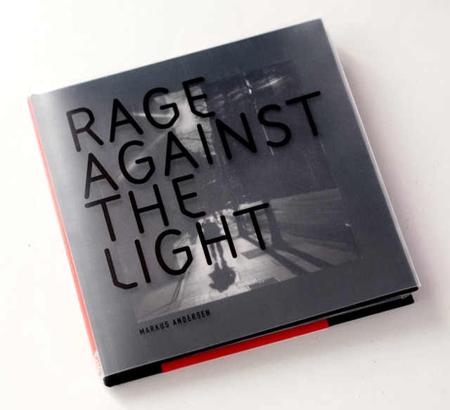 The rage against light & pursuing a book