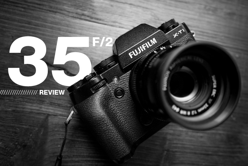 Fuji 35mm f2 review: A small but wonderful lens