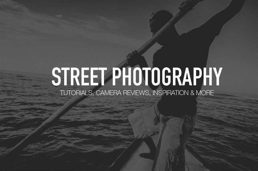 Big list of Street Photography resources