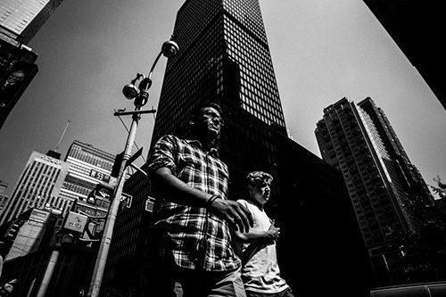 street photography presets BW
