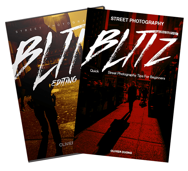 Street Photography Blitz Ebook