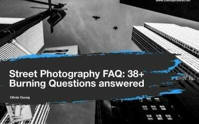 Street Photography FAQ:38 Questions answered
