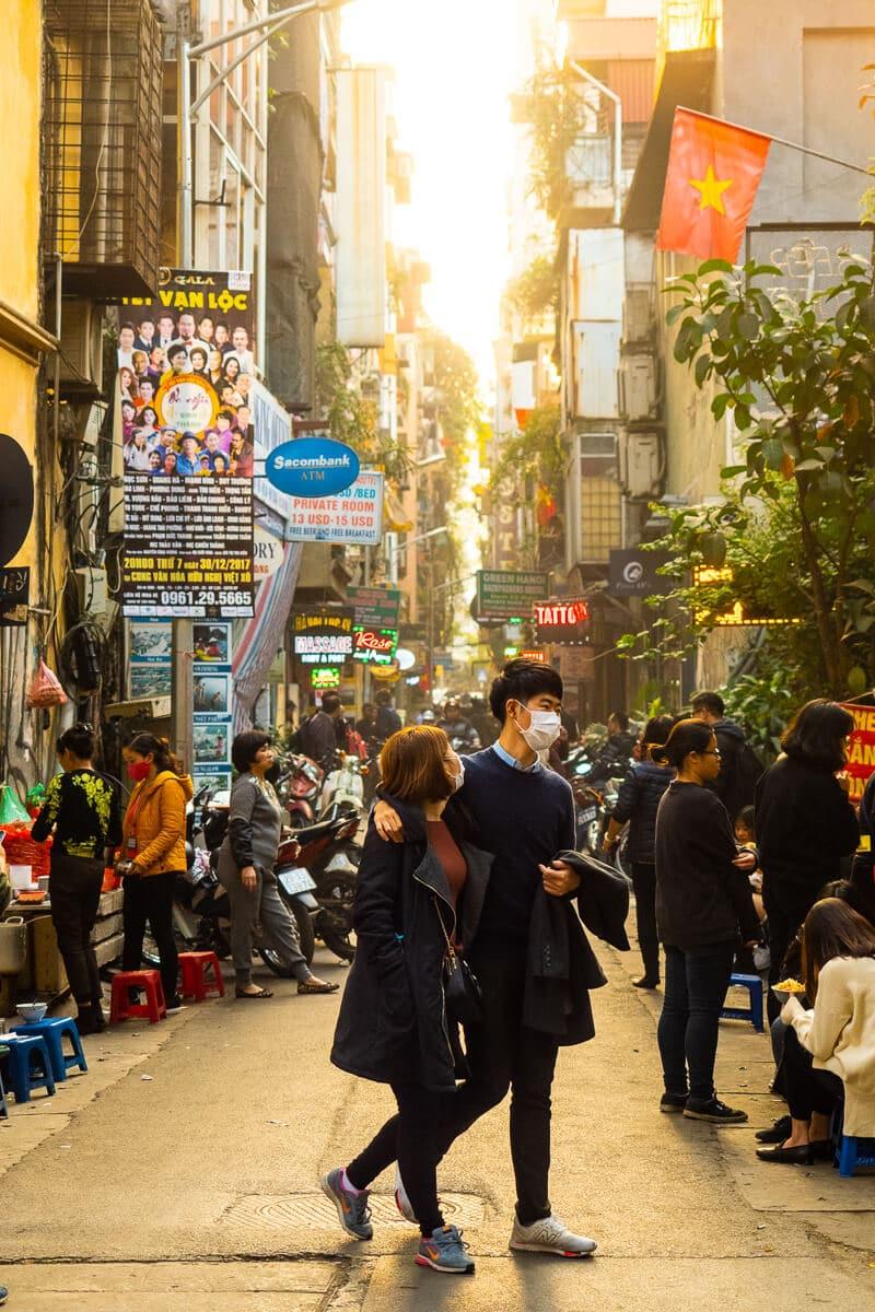 Hanoi street photography 5