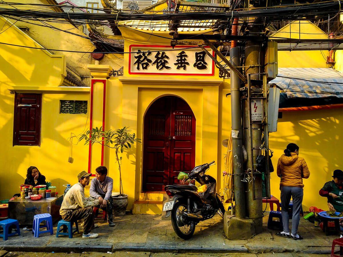 Hanoi street photography 6