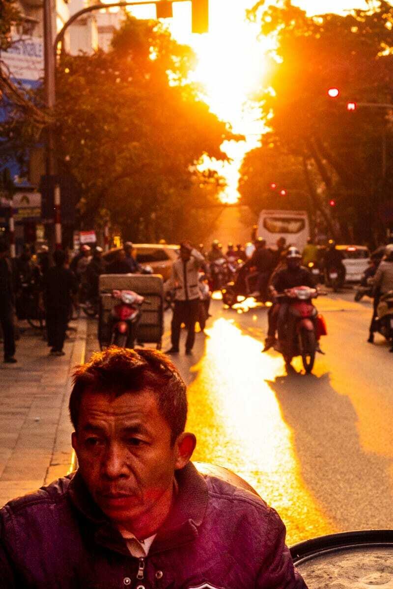 Hanoi street photography 9