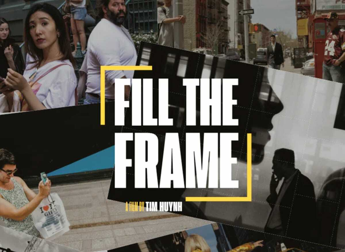fill the frame movie