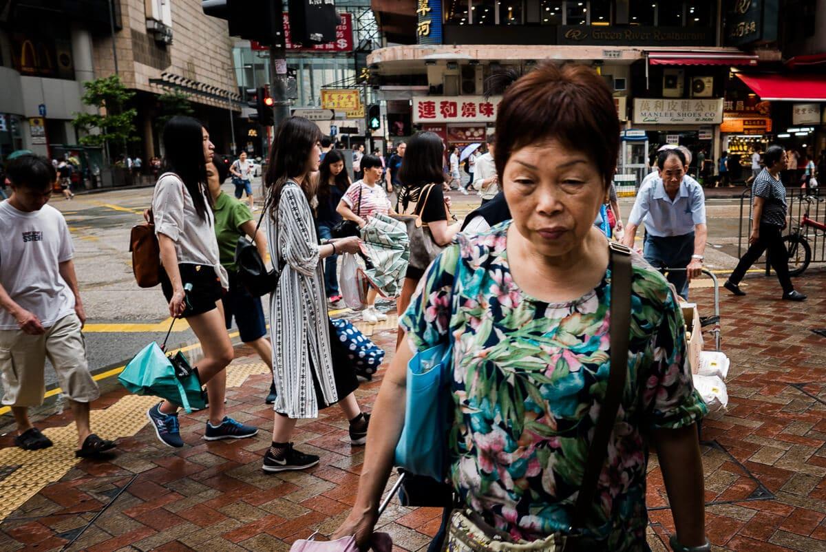 hong kong street photography 1