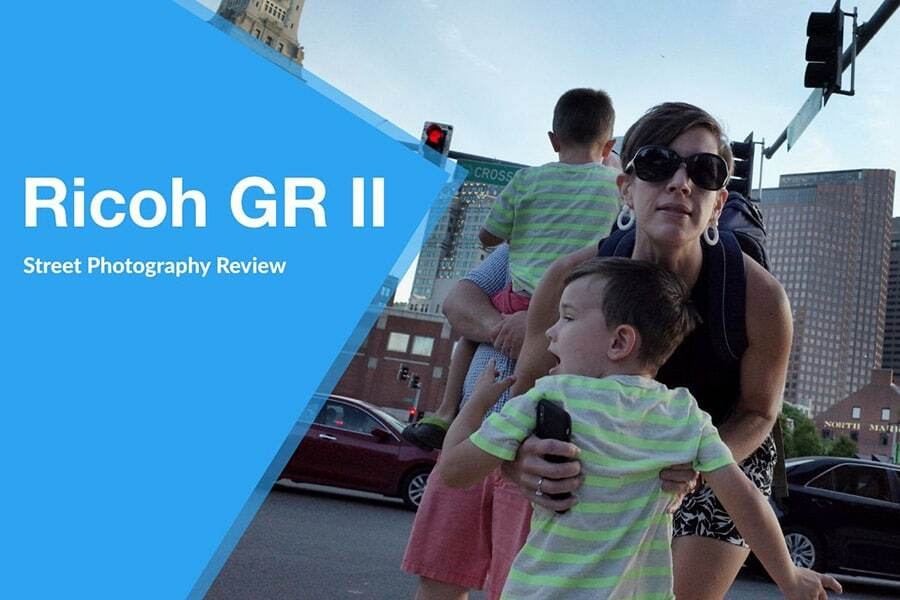 Ricoh GR II Street photography review thumb