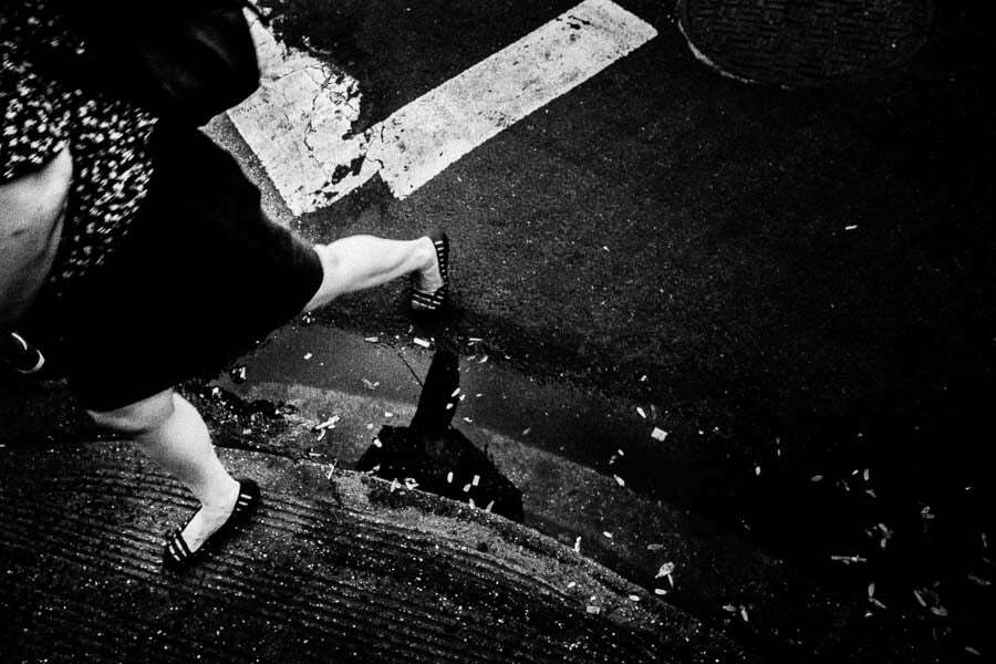 artistic street photography example
