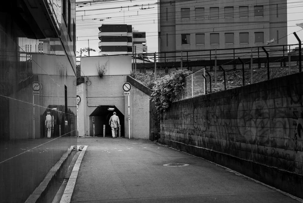 Osaka street photography 1