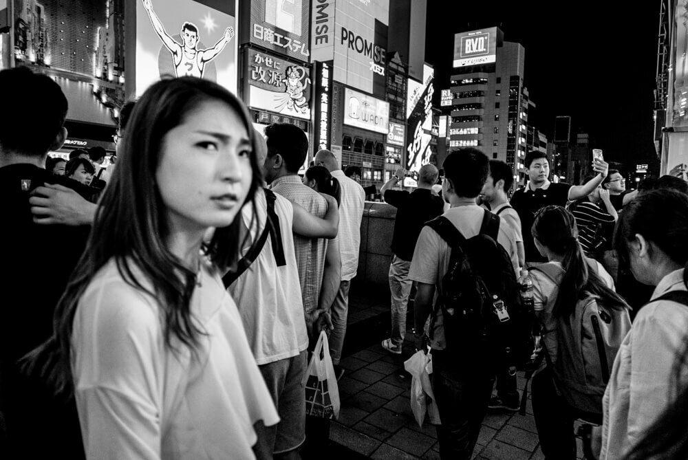 Osaka street photography 11