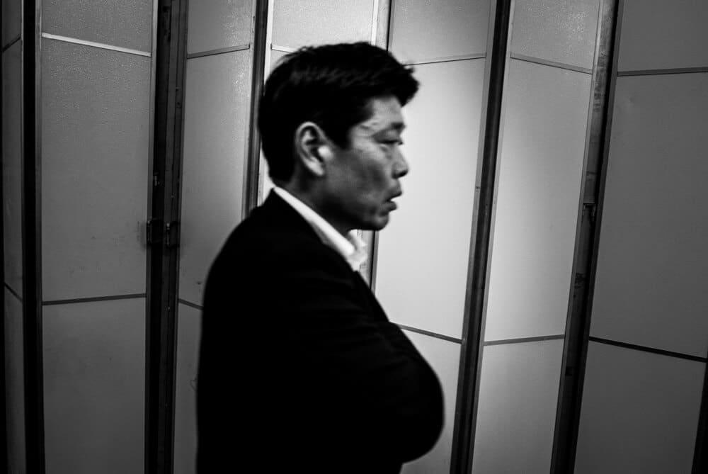 Osaka street photography 16