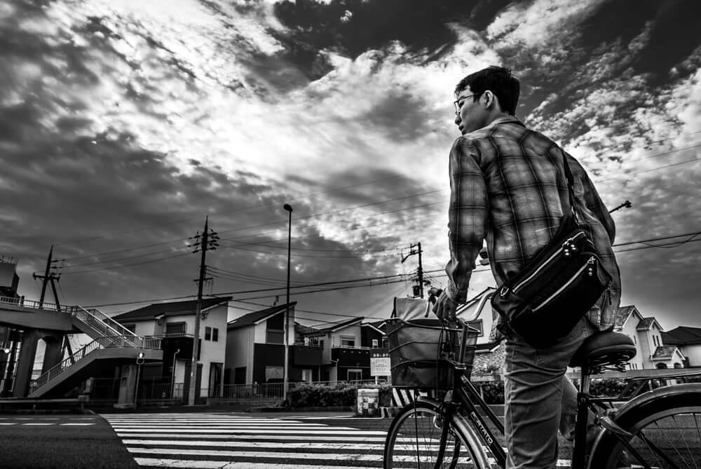 Osaka street photography 33