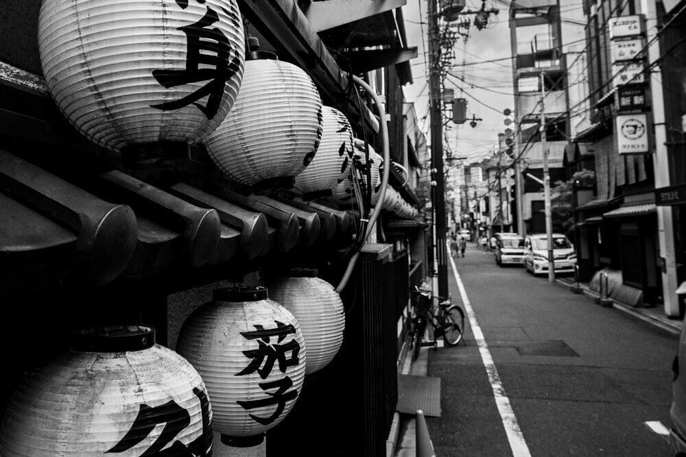 kyoto street photography 1