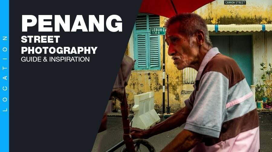 Penang Street Photography graphic